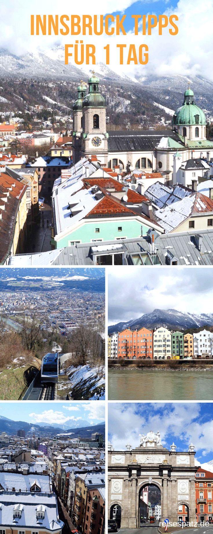 Innsbruck Sehenswürdigkeiten – Tipps für einen perfekten Tag