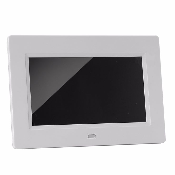 ==> [Free Shipping] Buy Best EU/US Plug 7 Inch 800 x 480 High Resolution Digital Photo Frame Picture Album Calendar/Video/Movie Player with Remote Control Online with LOWEST Price | 32814361360