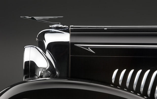 The George Whittell Duesenberg Model J.