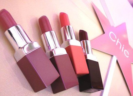 Pop Lip Colour Clinique resenha review Batom nude, vinho, rosa, cor de boca cremoso novidade de beleza 2015