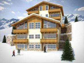 Ski apartment in Austria. Price: $271000