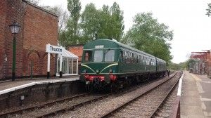 Experience #1960's #rail #travel on board #MidNorfolk Railway's #HeritageRailcar on 2nd May! Offering #panoramic views of the line,  the train was built for British Rail's modernisation plan between #1956 and #1959 - making them older than some mainline #steam #locomotives! www.mnr.org.uk/events/orange-timetable-heritage-railcar-operating-day-2-2015-05-02/