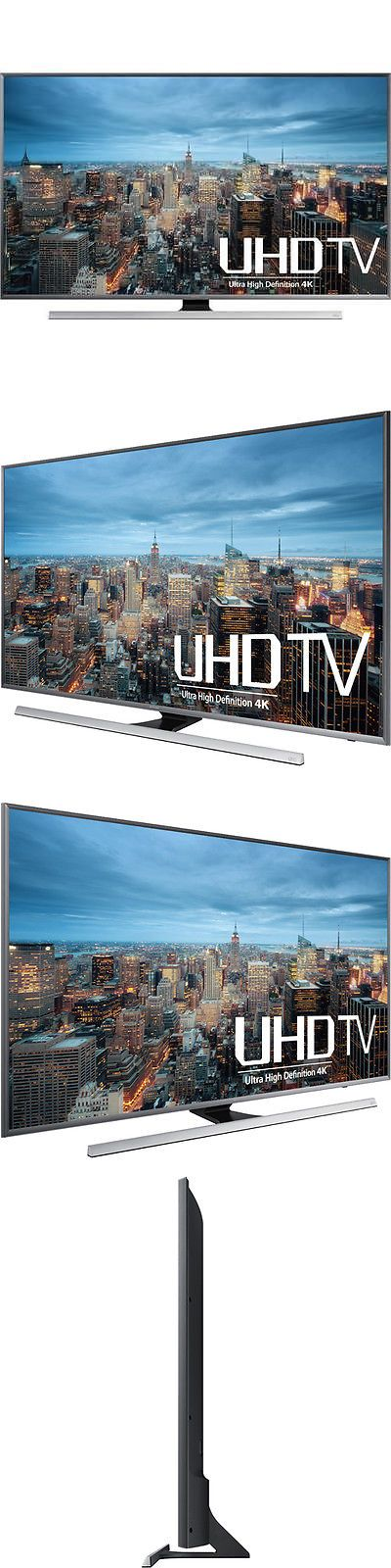 Home Audio: Samsung Un85ju7100 85 Class Smart 3D Led 4K Uhd Tv With Wi-Fi -> BUY IT NOW ONLY: $5997.99 on eBay!