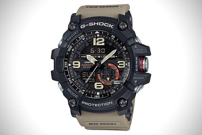 G-Shock Master of G MUDMASTER GG-1000-1A5