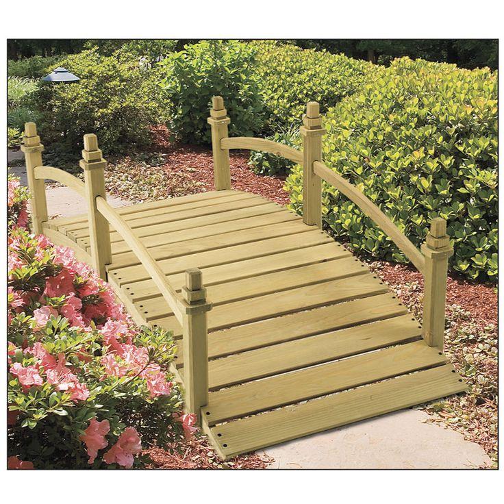 Garden Bridge   Pest Control, Household Gadgets, Outdoor Solutions, Home  And Garden Problem