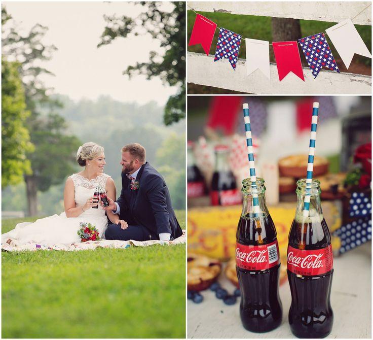 All-American Wedding Theme
