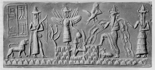 Il poema epico l'Atrahasis (mitologia mesopotamica) L'Atra?asis è un poema epico in lingua accadica della prima metà del II millennio a. C. che contiene, con alcuni elementi di novità, una serie di miti tradizionali mesopotamici, quali ad esempio quel #annunaki #atra?asis #diluvio
