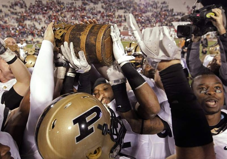 Old Oaken Bucket back in West Lafayette for another year