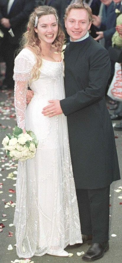Kate Winslet, first marriage.