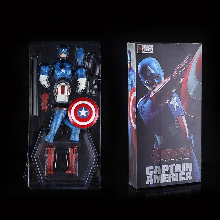 "$26.99 (Buy here: https://alitems.com/g/1e8d114494ebda23ff8b16525dc3e8/?i=5&ulp=https%3A%2F%2Fwww.aliexpress.com%2Fitem%2FCrazy-Toys-The-Avengers-Captain-America-PVC-Action-Figure-Collection-Model-Toy-9-E50%2F32412191421.html ) Crazy Toys The Avengers Captain America PVC Action Figure Collection Model Toy 9"" E50 for just $26.99"