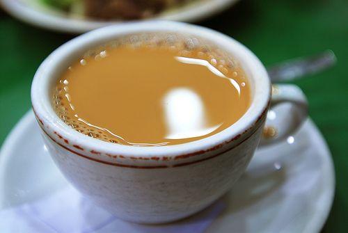 Hong Kong Milk Tea Revisited