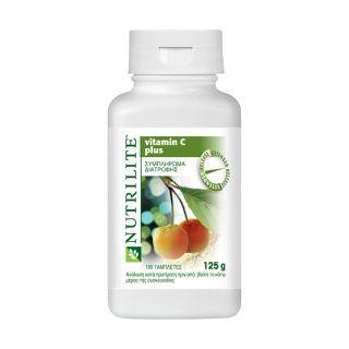 NUTRILITE™ Vitamin C Plus Extended ReleaseΤο NUTRILITE Vitamin C Plus (Σταδιακής Απελευθέρωσης) είναι ένα βελτιωμένο, ιδιαίτερα αποτελεσματικό συμπλήρωμα βιταμίνης C, σχεδιασμένο να παρέχει μια αργή, σταθερή απελευθέρωση της βιταμίνης C στον οργανισμό, για να μεγιστοποιήσει την απορρόφηση χωρίς την απώλεια που σχετίζεται με τις μεγάλες δόσεις ή τα δισκία στιγμιαίας απελευθέρωσης.