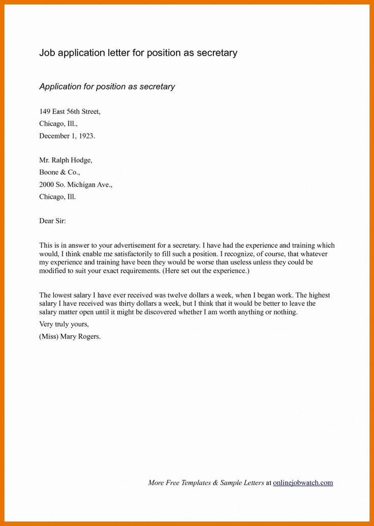 25 Cover Letter Header  Cover Letter Examples For Job