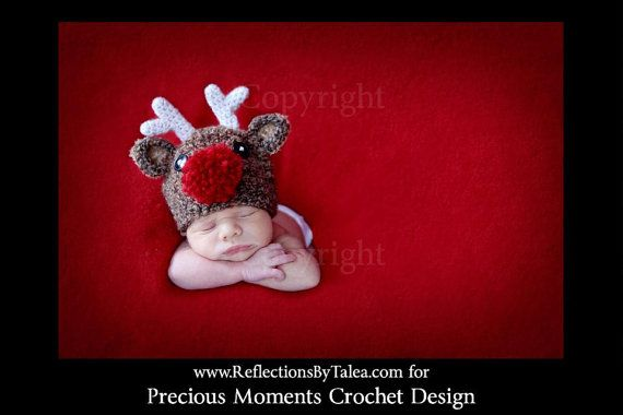 Hey, I found this really awesome Etsy listing at http://www.etsy.com/listing/98987399/newborn-reindeer-hat-newborn-christmas