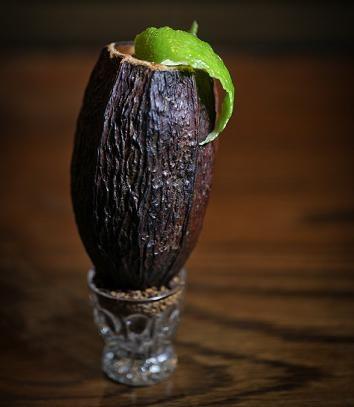 Zazerac, Tobacco Cocktail, The Nightjar http://barchick.com/smoking-hot-drinks-tobacco-cocktails/