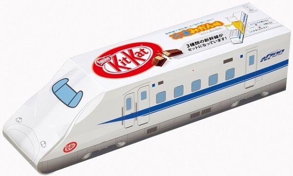 キットカット冷凍みかん味が発売、パッケージは新幹線 | THE PAGE 愛知
