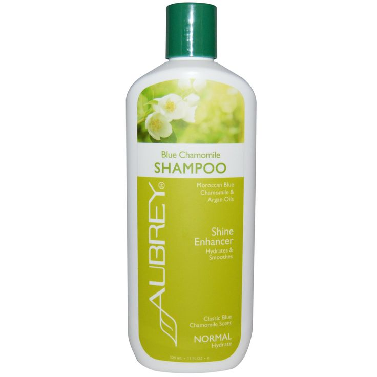 Aubrey Organics, Blue Chamomile Shampoo, Shine Enhancer, Normal, 11 fl oz (325 ml) - Save extra with Iherb promo coupon code YUY952 -   Visit iherb specials for latest discounts: http://www.iherb.com/specials?rcode=yuy952 #iherb #coupon #beauty #shopping