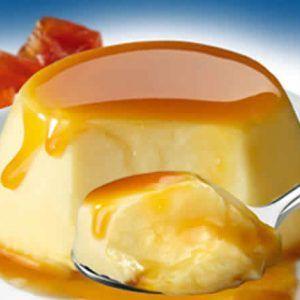 creme caramel dessert thermomix