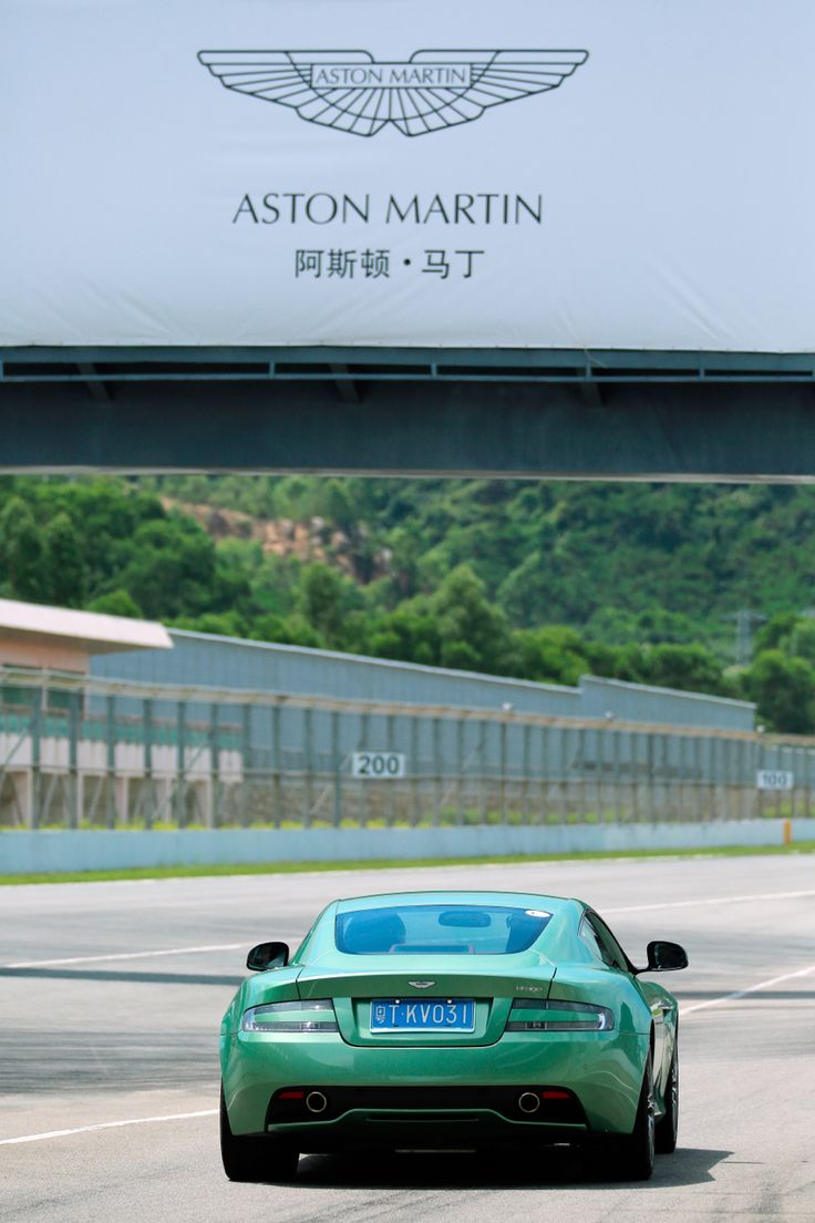 Images from the recent Aston Martin On Track event at the Zhuhai International Circuit which saw Aston Martin showcase an exceptional line-up of sports cars. Learn more: http://astnmrt.in/VygFwB #AstonMartin #Ontrack #Events
