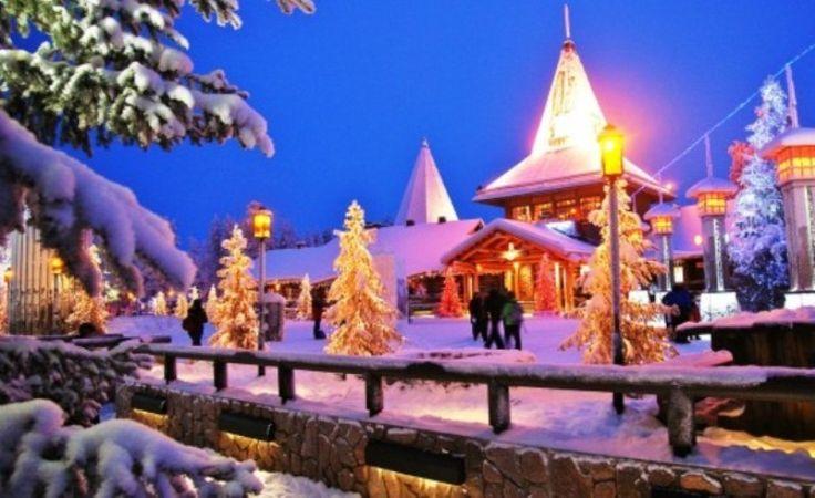 Финляндия, Лапландия 55 000 р. на 5 дней с 02 января 2017  Отель: Размещение  в отеле Santa Sport 3*  Подробнее: http://naekvatoremsk.ru/tours/finlyandiya-laplandiya-1