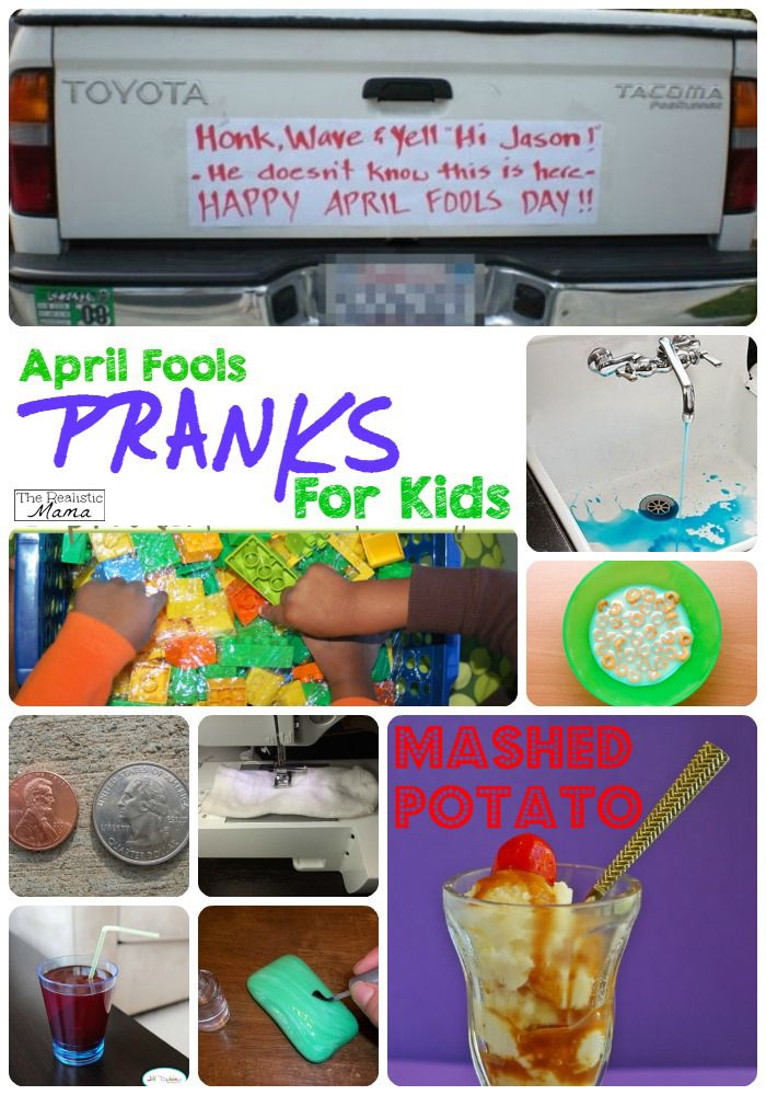 Foolproof Fun Lesson Activities for April Fool's Day
