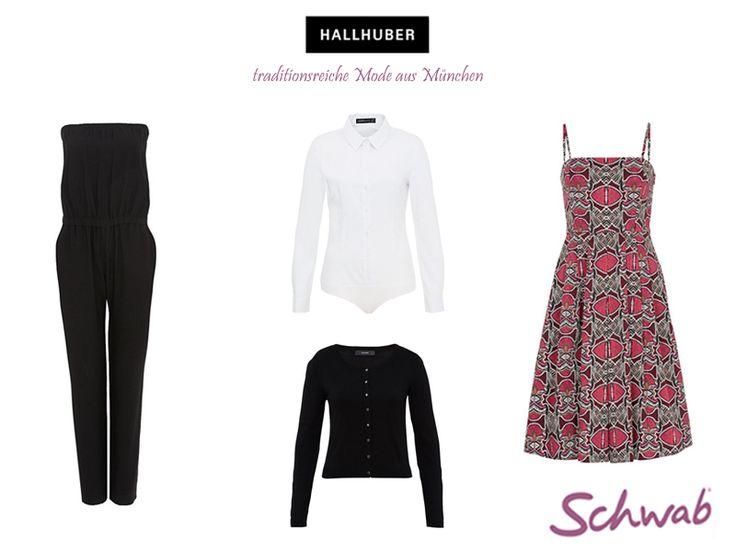 Mode von #Hallhuber steht für Tradition und Qualität