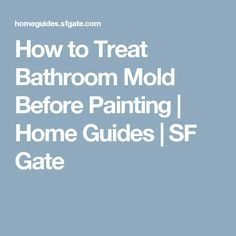 Best 25 Bathroom Mold Ideas On Pinterest Mold In Bathroom Cleaning Mold And Tropical
