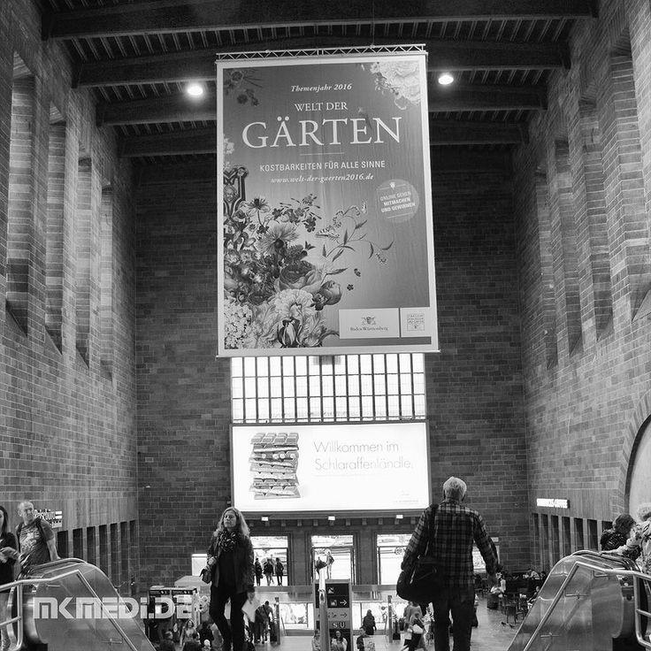 Markus Medinger Picture of the Day | Bild des Tages 21.07.2016 | www.mkmedi.de #mkmedi  #365picture #365DailyPicture #pictureoftheday #bilddestages #streetphotography  #instagood #photography #photo #art #photographer #exposure #composition #focus #capture #moment  #stuttgartlikeNY #nyfeelings #blackandwhite #schwarzweiss #mainstation #stuttgartlove #kesselstadt #urban  #hauptbahnhof  #stuttgart #badenwuerttemberg #germany #deutschland  @deinstuttgart @badenwuerttemberg @visitbawu…