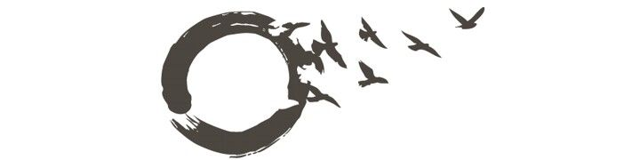 Enso zen tattoo. Not sure if I love it or not, but I find it interesting.