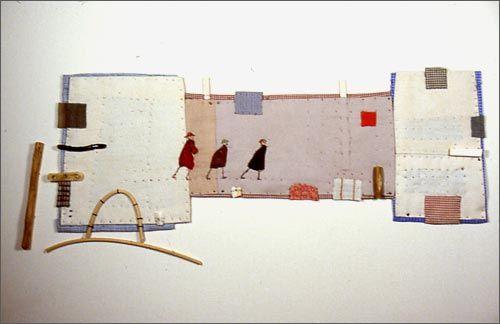Janet Bolton - Textile artist (Narrative)