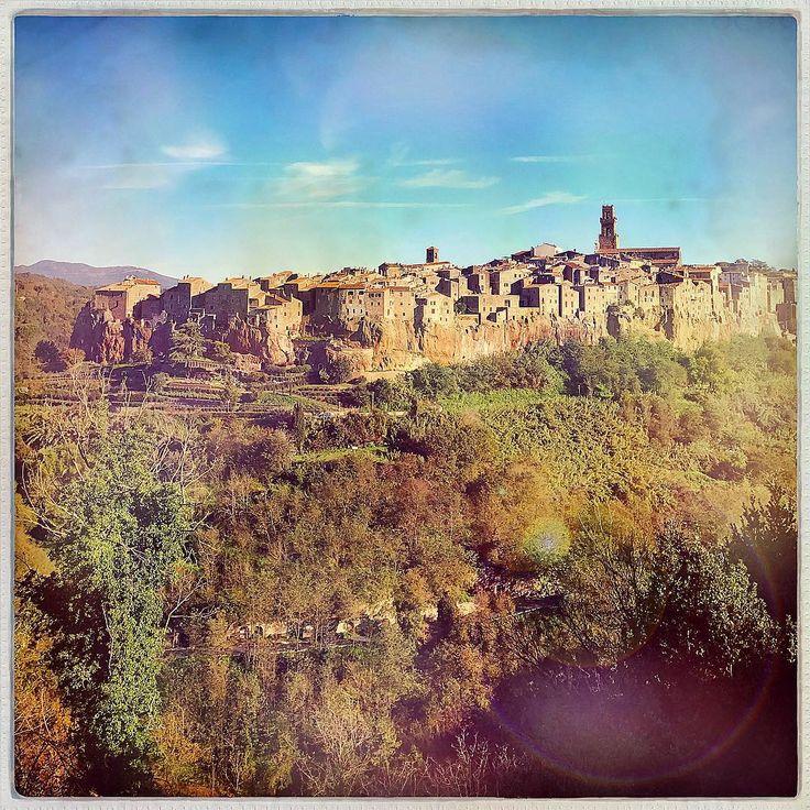 Pitigliano Città Del Tufo_Sublimely beautiful ..
