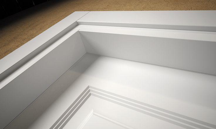 FBP porte | Collezione GIOIA - Dettaglio pantografatura #fbp #porte #legno #door #wood