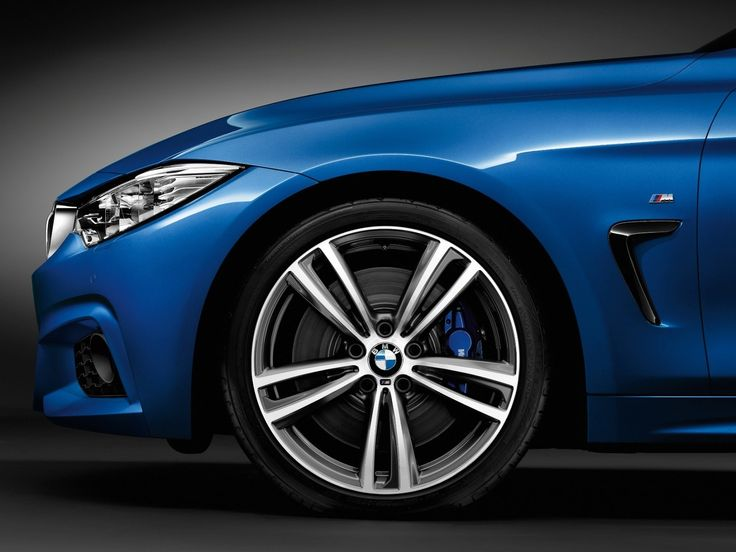 Latest BMW 435i Track Photos Show Beautiful Proportions via www.car-revs-daily.com