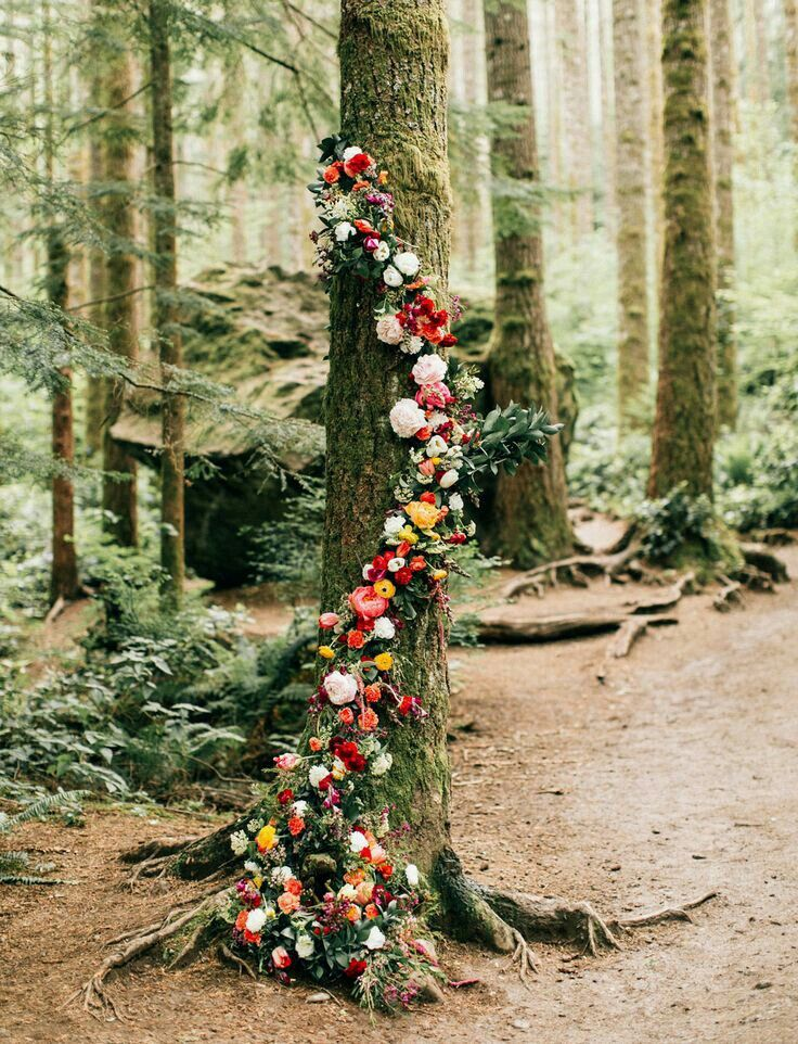 Wedding Shed ♥s // woodland wedding ideas
