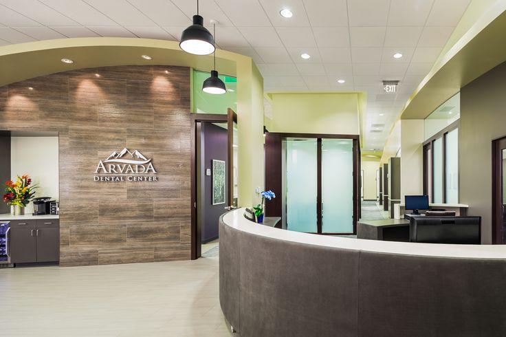 Arvada Dental Center Dental Office Design By