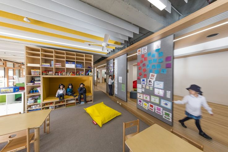Our Lady of the Assumption Catholic Primary School, North Strathfield by BVN -OLA-Learning-space-joinery