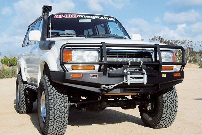 1994 Toyota Land Cruiser Buildup