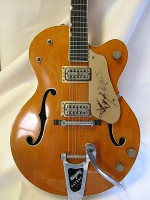 '59 Gretsch-6120 signed by Duane EddyVintage Guitarz