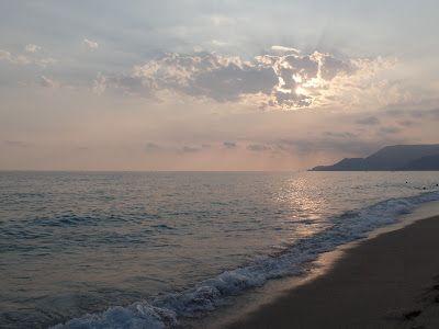Turcja okiem nieobiektywnym: Miłosne sceny na plaży w Alanyi