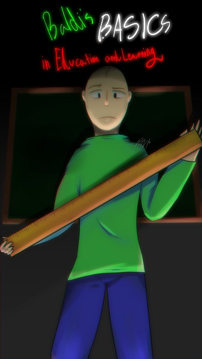 Baldi S Basics In Education And Learning By Blacknighttarwarn