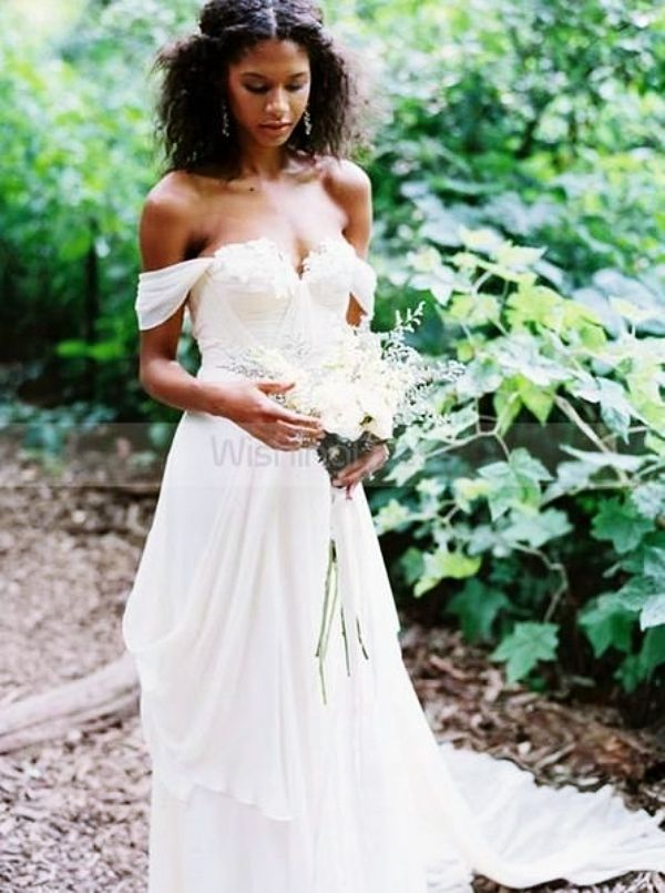 40 Wedding Dress Ideas For Black Women Made For Black Beach Wedding Dresses Backless Tiered Wedding Dress Chiffon Wedding Dress Beach,Resell Wedding Dress