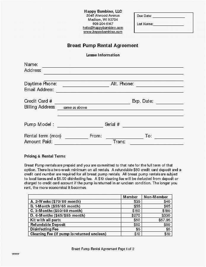 Fmla Printable Forms California Contract Template Templates