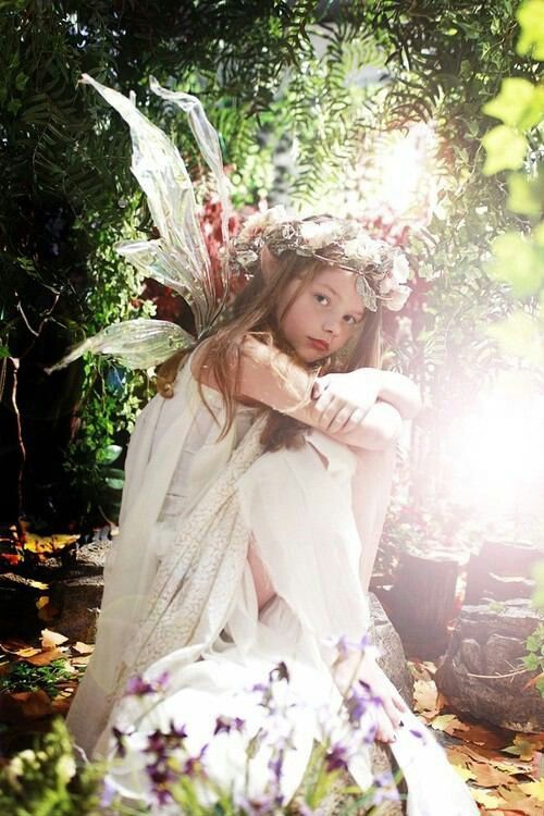 妖精さん。