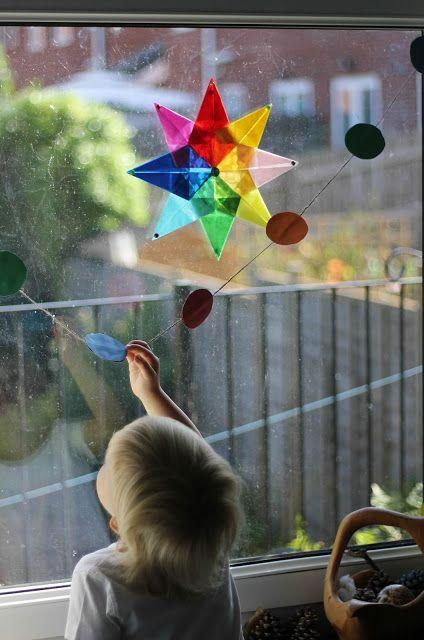 Easy Waldorf and Montessori DIY Decorations