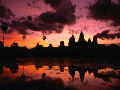 Google Image Result for http://cache2.allpostersimages.com/p/LRG/20/2096/ANS2D00Z/posters/lieb-kraig-sunrise-over-angkor-wat-angkor-cambodia.jpg