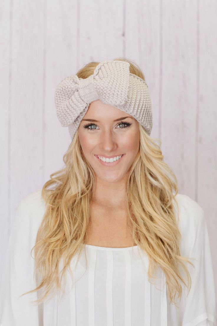 Love this for winter instead of earmuffs!