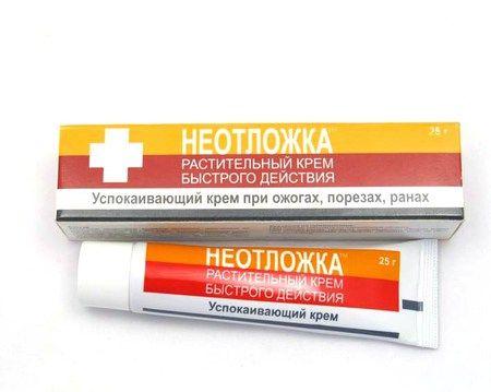 "КРЕМ ""НЕОТЛОЖКА"" 105 Р.  http://store.ptarh.com/products/krem_neotlozhka"