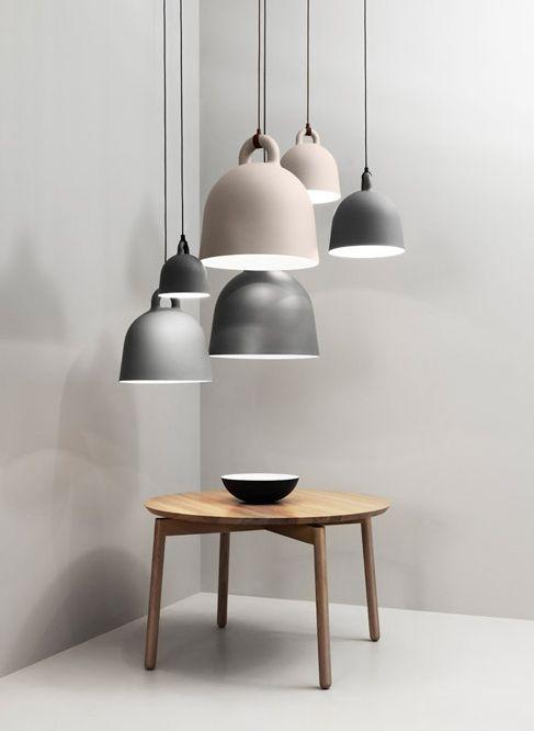 BELL LA LAMPADA DALLA FORMA ICONICA BY NORMANN COPENHAGEN | Arredare con stile