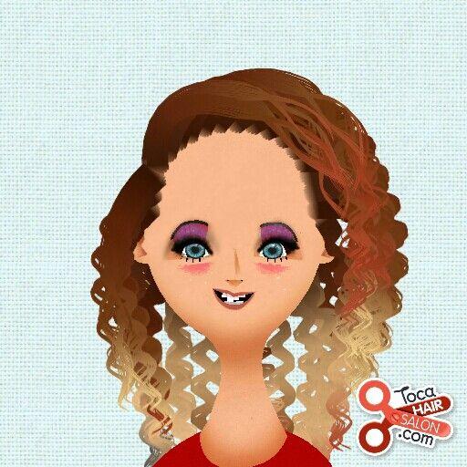 Toca boca hair salon 2
