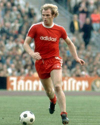 Uli Hoeneß - Deutschland Weltmeister 1974